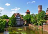 Eurostrand Resort Lüneburger Heide, Fintel, Lüneburg