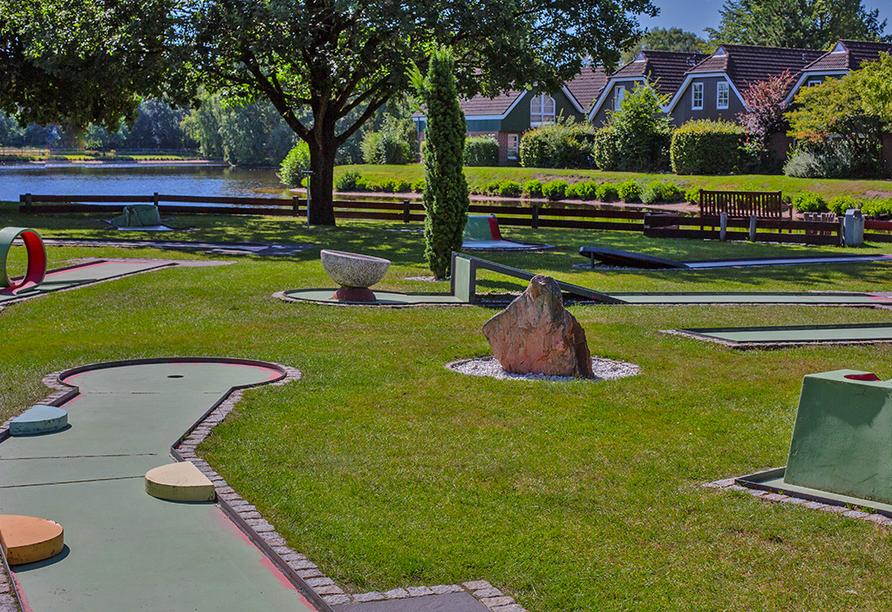 Eurostrand Resort Lüneburger Heide, Fintel, Minigolf