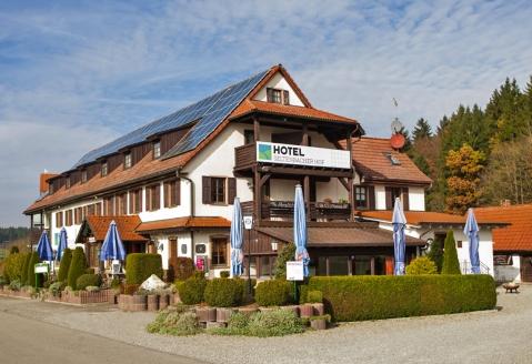 Hotel Seltenbacher Hof, Tuttlingen, Schwäbische Alb, Außenansicht