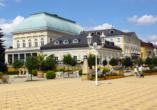 Schlosshotel Marienbad, Franzensbad