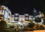 Schlosshotel Marienbad, Terrasse