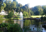 Schlosshotel Marienbad, Natur