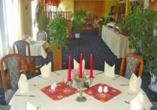 Hotel Stadt Spremberg Niederlausitz, Restaurant