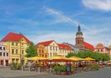Hotel Stadt Spremberg Niederlausitz, Ausflug Cottbus