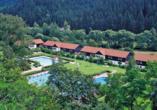WAGNERS Hotel und Restaurant im Frankenwald in Steinwiesen, Außenansicht