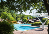 WAGNERS Hotel und Restaurant im Frankenwald in Steinwiesen, Außenpool