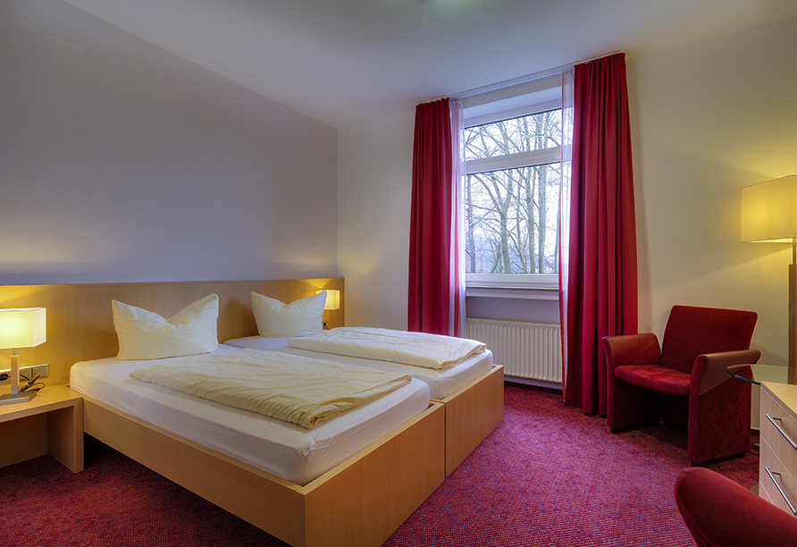 Panorama Hotel Winterberg, Zimmerbeispiel
