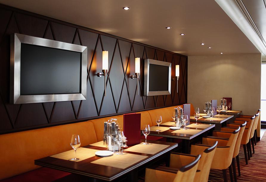 A-ROSA, Restaurant