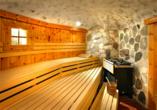 Hotel Ferienwelt Kristall in Rauris im Salzburger Land Sauna