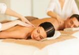 Hotel Ferienwelt Kristall in Rauris im Salzburger Land Massage