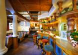 Hotel Ferienwelt Kristall in Rauris im Salzburger Land  Bar
