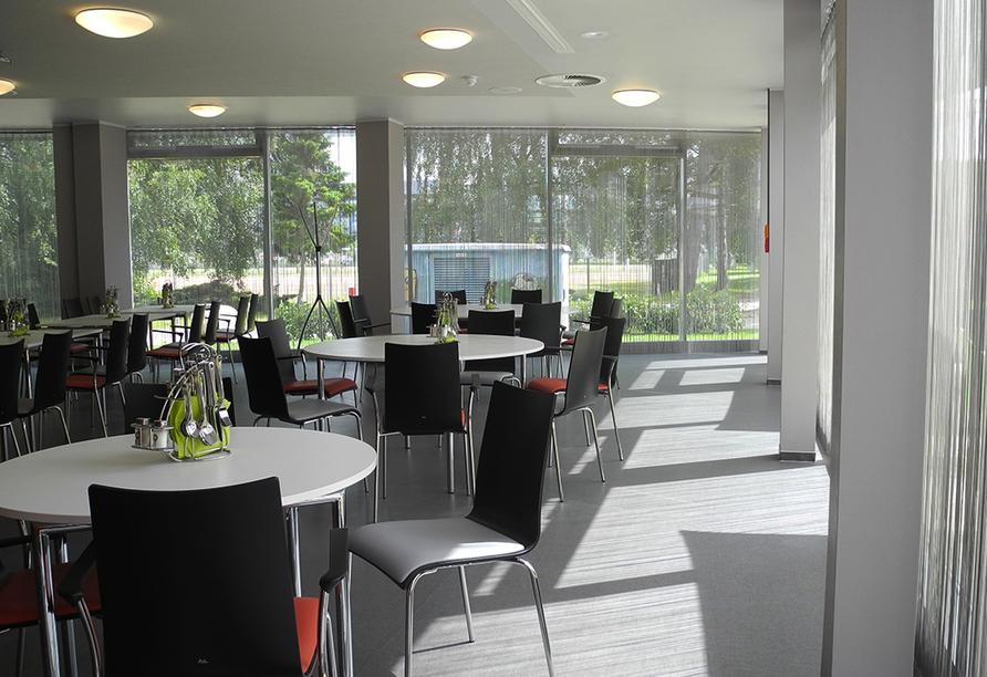 Hotel Sportforum in Rostock, Restaurant Auszeit