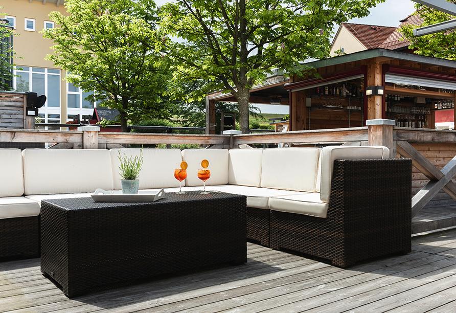 Hotel Klosterhof in Neukirchen im Bayerischen Wald, Lounge
