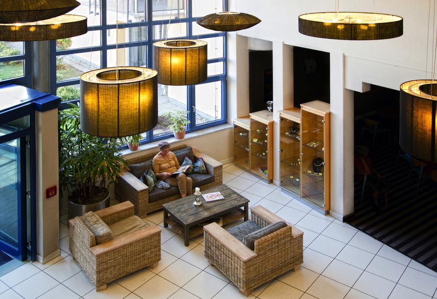 Hotel Klosterhof in Neukirchen im Bayerischen Wald, Lobby