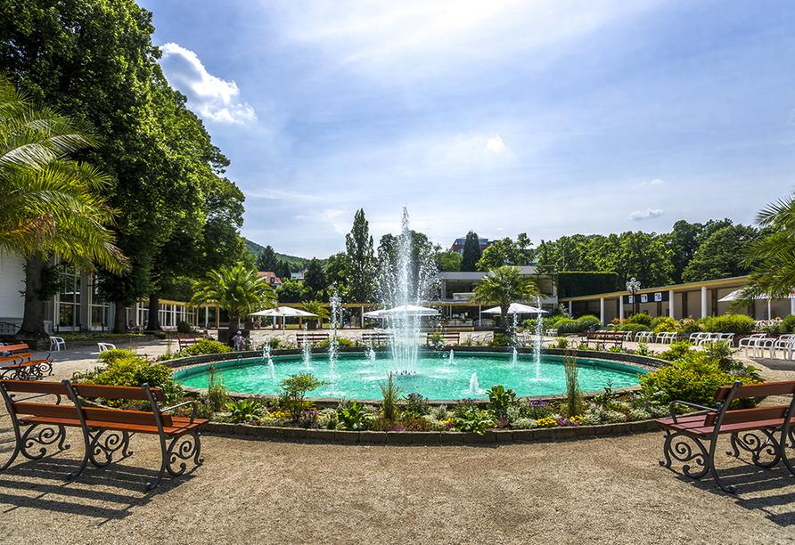 Rheinhotel Vier Jahreszeiten, Bad Neuenahr Kurpark