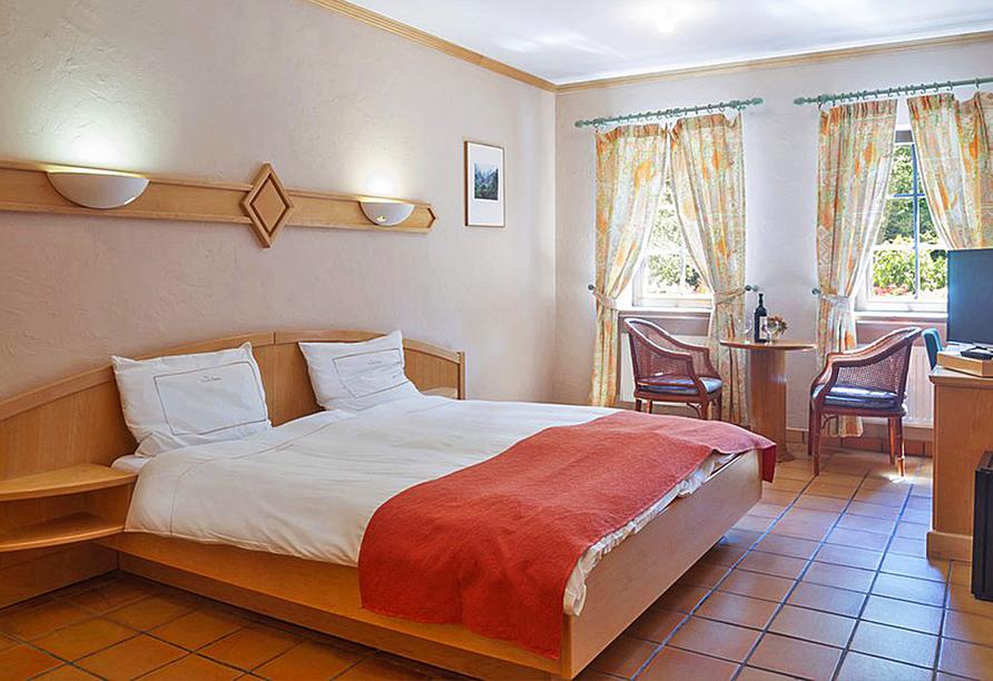 Hotel Aux Anciennes Tanneries, Wiltz, Luxemburg, Doppelzimmer