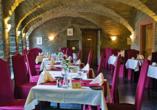 Hotel Aux Anciennes Tanneries, Wiltz, Luxemburg, Restaurant