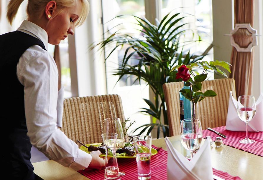 Hotel Stempferhof in Gössweinstein Fränkische Schweiz, Restaurant
