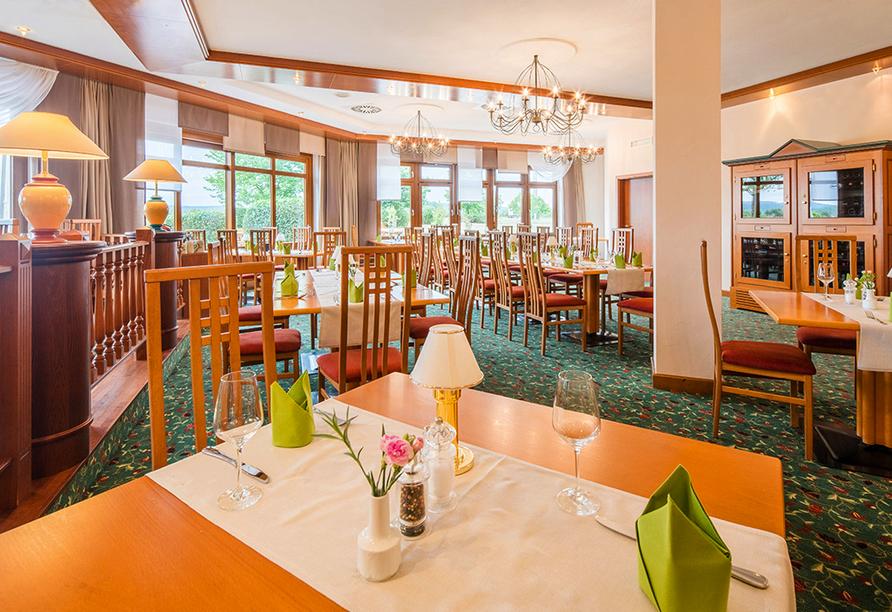 Best Western Hotel Erfurt-Apfelstädt, Restaurant