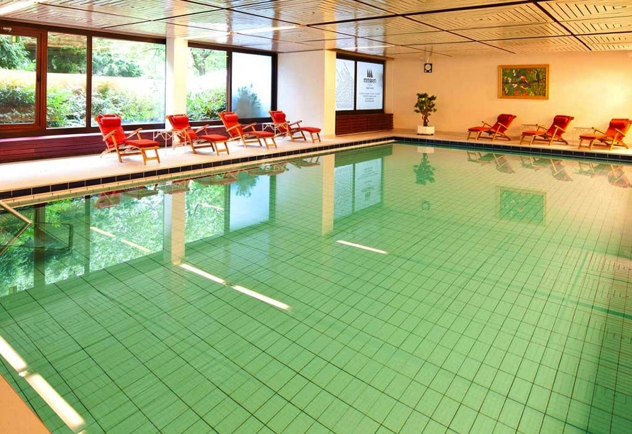 Maritim Hotel Gelsenkirchen Ruhrgebiet, Hallenbad