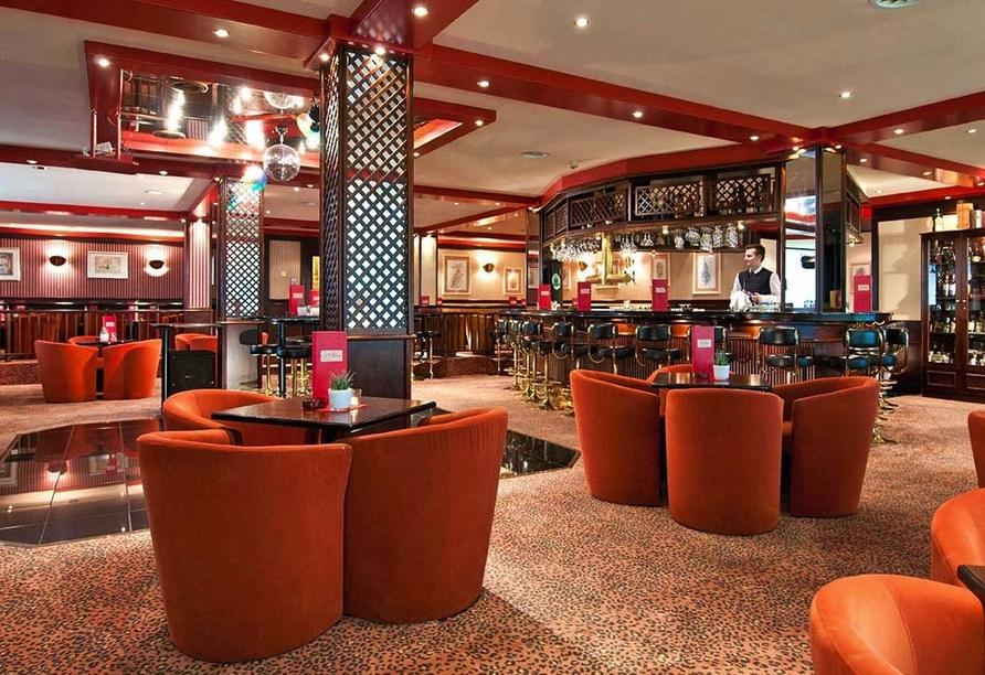 Maritim Hotel Gelsenkirchen Ruhrgebiet, Bar
