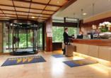 Maritim Hotel Gelsenkirchen Ruhrgebiet, Rezeption
