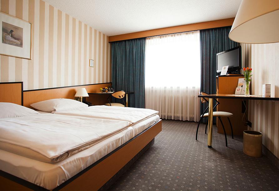 PP-Hotel Grefrather Hof in Grefrath am Niederrhein Zimmerbeispiel