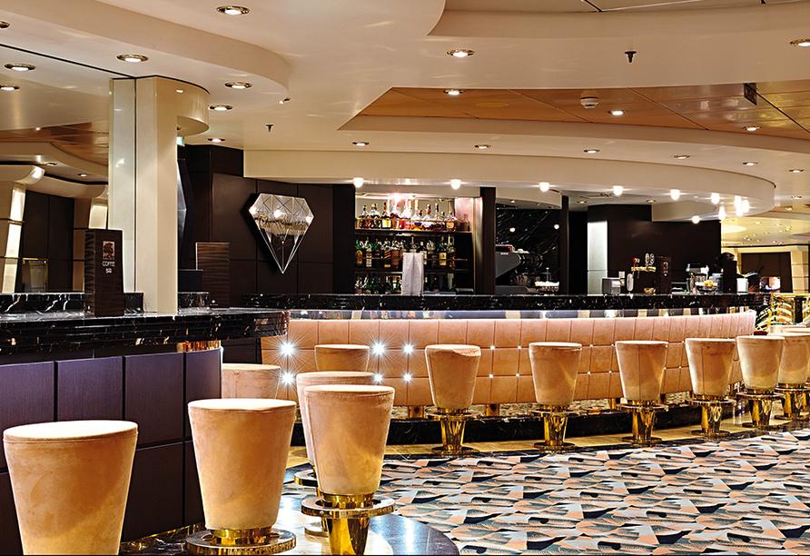 MSC Musica, Diamond Bar