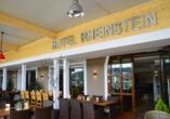 Hotel Rheinstein in Rüdesheim, Außenbereich