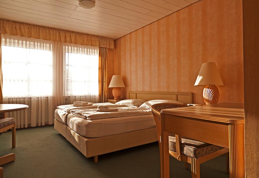 Hotel Hoffmanns Nordfriesisches Haus, Zimmerbeispiel