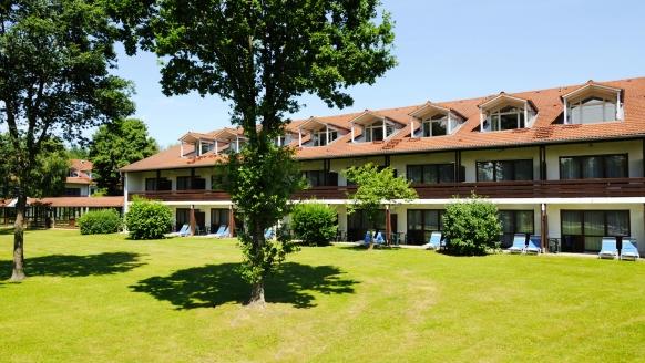 Johannesbad Vitalhotel Jagdhof in Kirchham, Herzlich willkommen