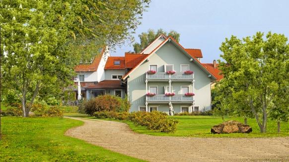 Landhotel Gaisthaler Hof, Außenansicht