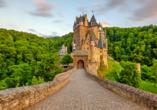 Mühlen Hotel Konschake in Burgen an der Mosel, Ausflugsziel Burg Eltz