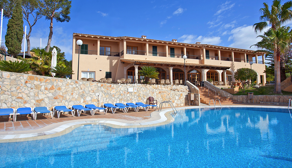 Club Santa Ponsa Hotel, Pool