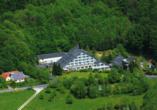 Best Western Rhön Garden, Poppenhausen, Rhön, Außenansicht