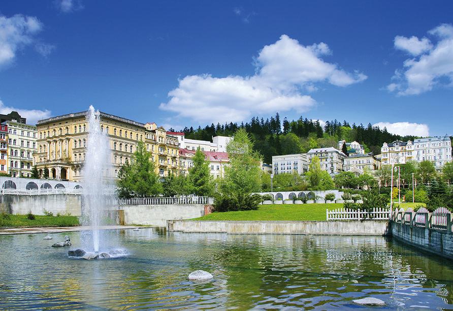 Spa & Wellness Hotel St. Moritz, Marienbad