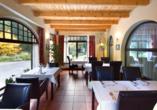 Spa & Wellness Hotel St. Moritz, Restaurant