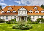 Hotel Lieblingsplatz Bohlendorf, Außenansicht