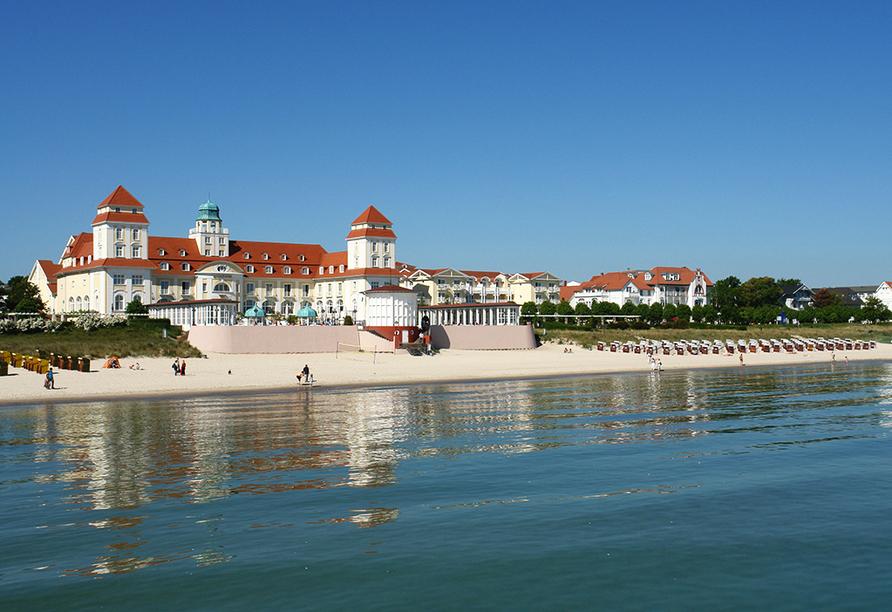 Hotel Lieblingsplatz Bohlendorf, Binz