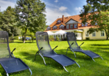 Hotel Lieblingsplatz Bohlendorf, Garten