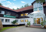 Spree-Waldhotel Cottbus in Brandenburg, Außenansicht