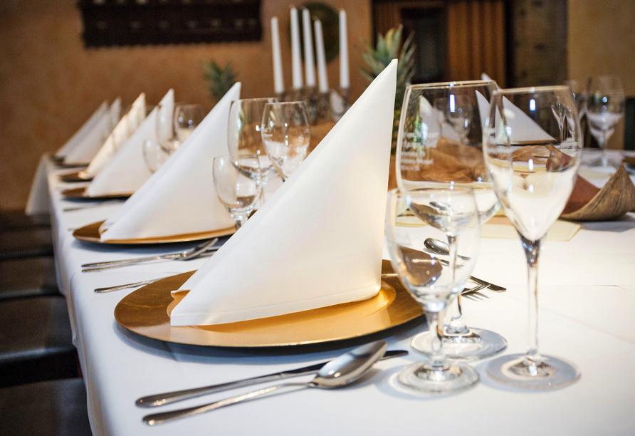 Spree-Waldhotel Cottbus in Brandenburg, Restaurant