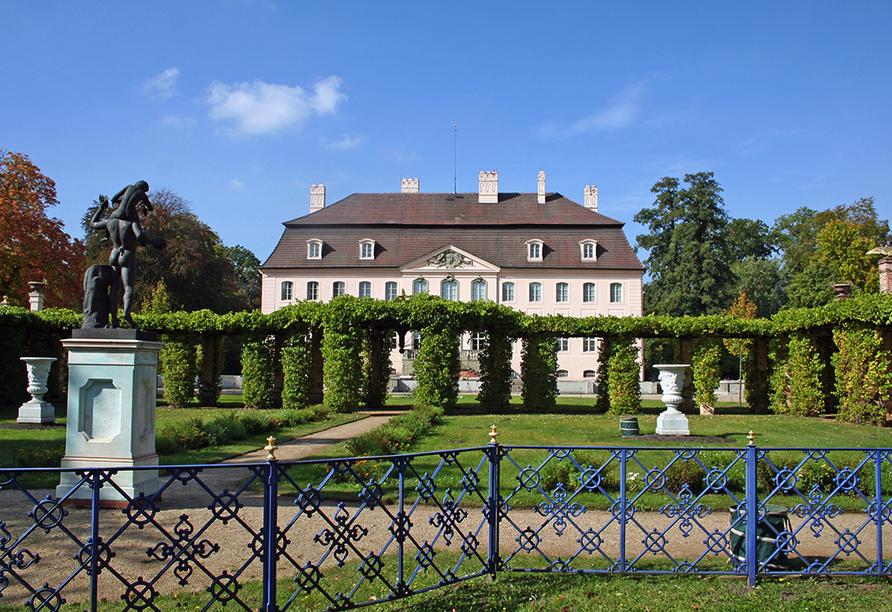 Spree-Waldhotel Cottbus in Brandenburg, Schloss Branitz