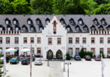 Hotel Klostermühle in Heimbach in der Eifel Außenansicht