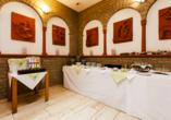 Hotel Klostermühle in Heimbach in der Eifel Buffet
