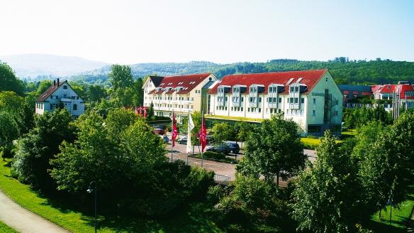 Seminaris Hotel Bad Boll in Bad Boll in der Schwäbischen Alb, Außenansicht