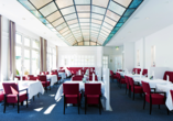 Seminaris Hotel Bad Boll in Bad Boll in der Schwäbischen Alb, Restaurant