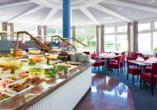 Seminaris Hotel Bad Boll in Bad Boll in der Schwäbischen Alb, Buffet