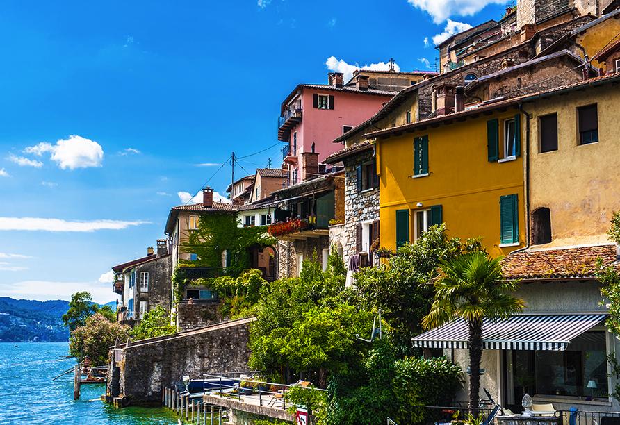 Rundreise Schweizer Seenzauber, Lugano
