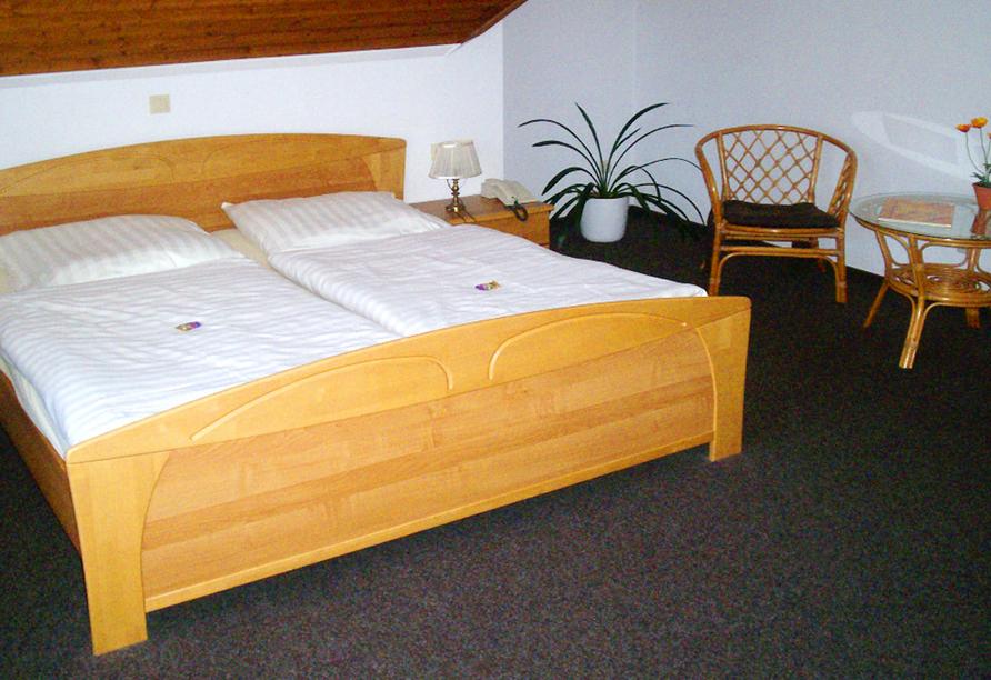 Hotel zur Fredeburg in Bad Fredeburg im Sauerland Zimmerbeispiel